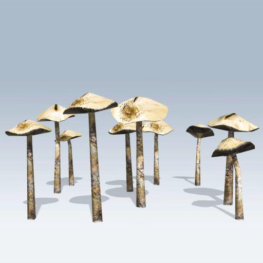Common Mushroom (v6)
