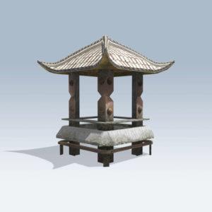 Pagoda Tower (v6)