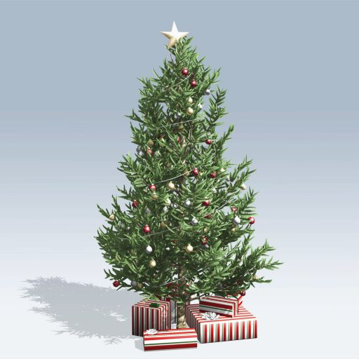 Christmas Tree  (v6) 1