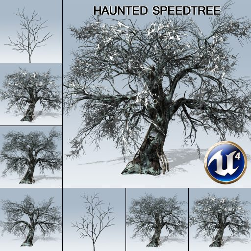 haunted_tree_product_with_7_variations