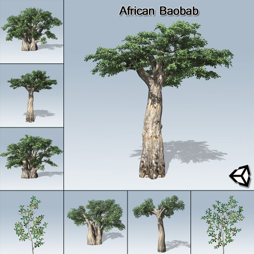 africanbaobab_with_7_variations