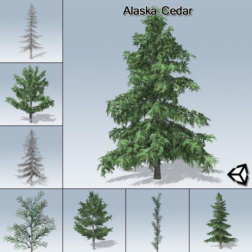 alaska_cedar_product_with_7_variations