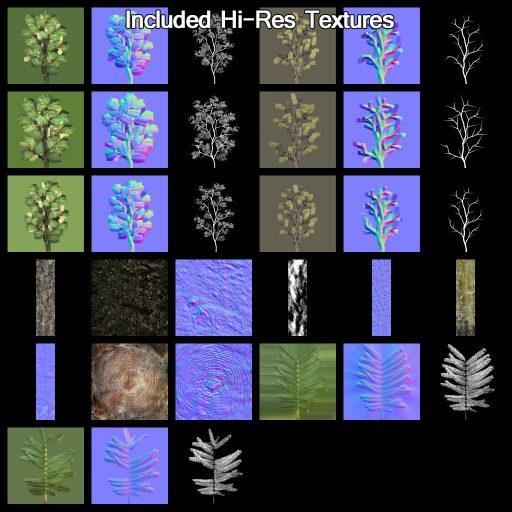 acacia_textures