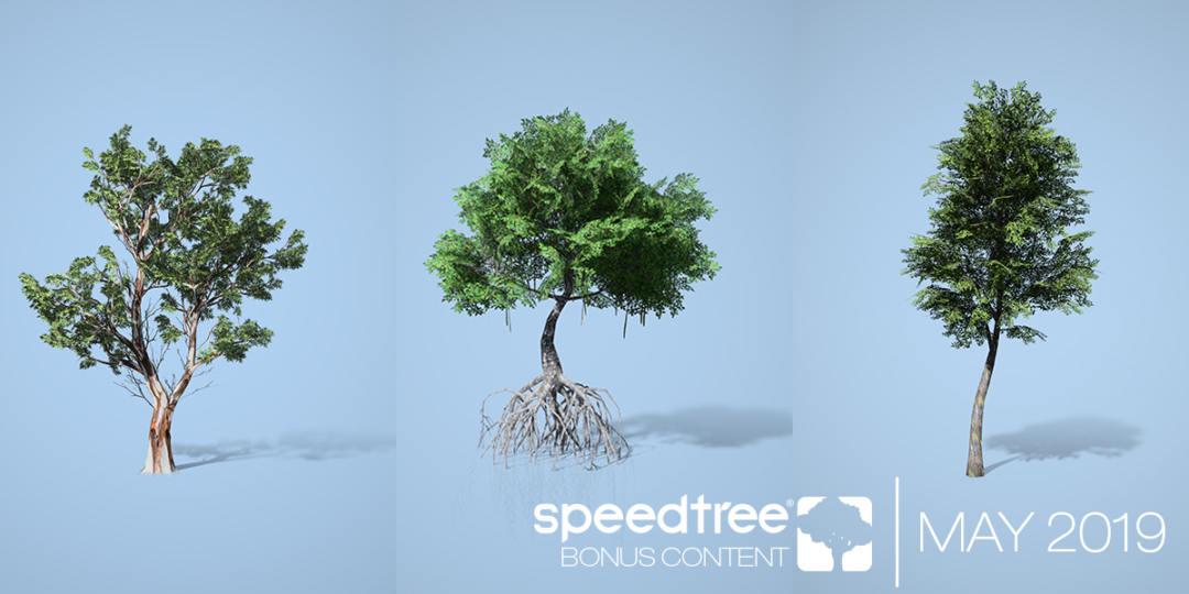 free – SpeedTree