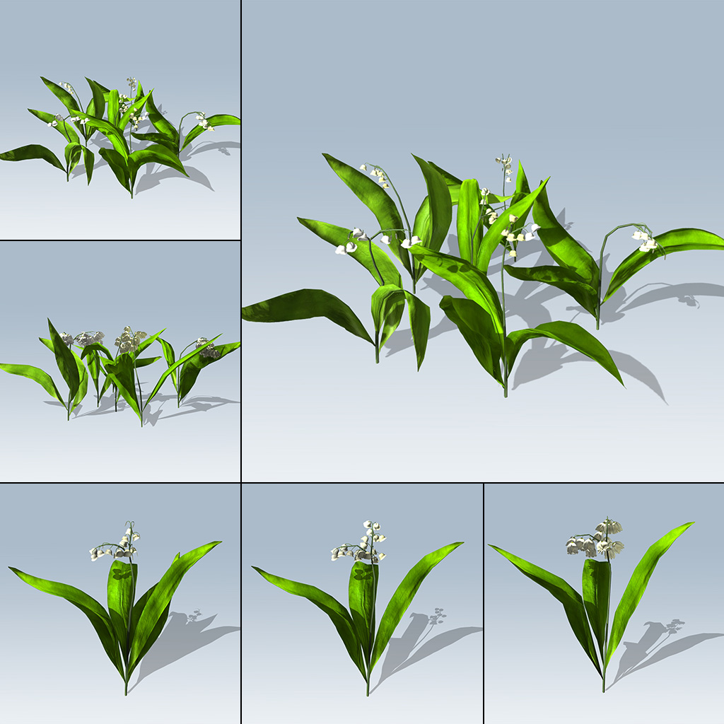 Lily of the valley games v7 speedtree lily of the valley izmirmasajfo