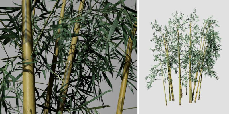 Bamboo: Hero (Yellow Groove)